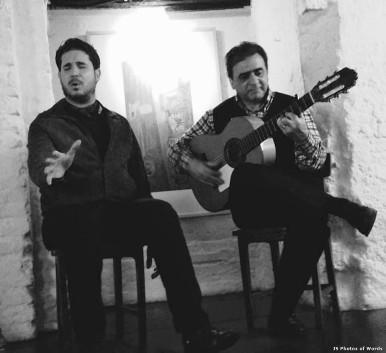 Flamenco, la Carboneria - Siviglia, Spagna