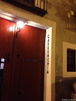 La Carboneria, casa del Flamenco - Siviglia, Spagna